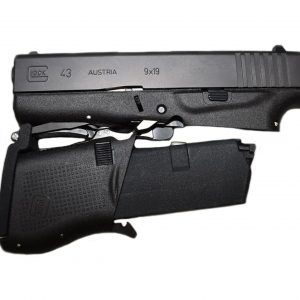 M3S G43 Folding Pistol